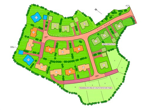 Grove Court Plan